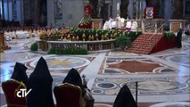 [English Subtitles]: Pope Francis Reaffirms Armenian Genocide During Historic Vatican Mass