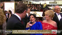 Liza Minnelli at Oscars Red Carpet: I still get nervous!