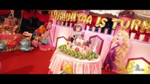 1st Year Birthday Highlights Of Baby Dhanniyaa By Golden Dreams Gdu