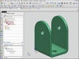 NX CAE Finite Element Analysis Workflow - Mesh (Siemens PLM)