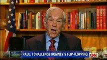 Ron Paul on Piers Morgan Tonight - CNN - March 1, 2012