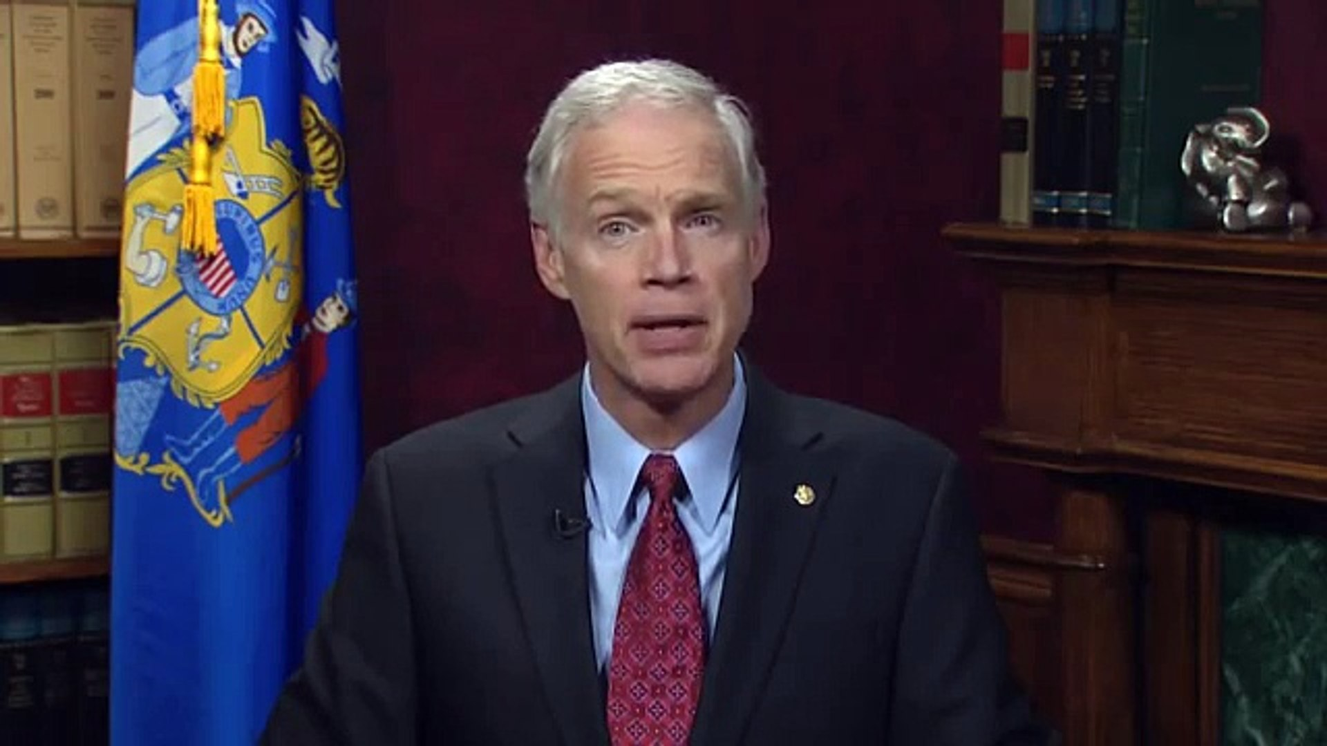 1/29/11 - Sen. Ron Johnson (R-WI) Delivers Weekly GOP Address On Government Blocking Job Creation