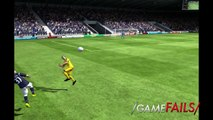 Game review   Game Fails   FIFA Soccer 13 Fight fight fight