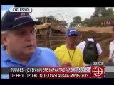 Tumbes: intervienen a piloto de helicóptero que decapitó a joven