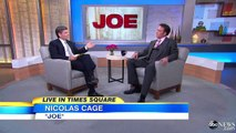 Nicolas Cage Interview 2014: Actor Gets Rave Reviews for 'Joe'