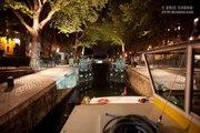 Timelapse: Saint-Martin canal cruise in Paris