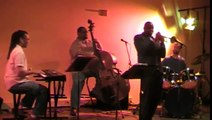 Pittsburgh Jazz - Sean Jones trumpet solos 4-1-10