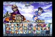 Soul Calibur III - Taki(Zen) vs. Voldo(Solid Chef) Match 3