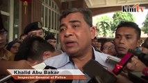 IGP plays down dissent against Zahid, warns M'kini