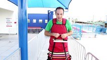 Take Flight on the SkyCoaster at Fun Spot America in Orlando