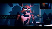 {SFM} FNAF Foxy Reacts To Five Nights at Freddy's 4 Teaser Trailer
