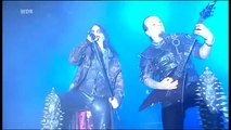 1- Dimmu Borgir - Progenies of The Great Apocalypse (wacken 2007)