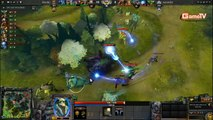 Alliance vs Fnatic Game 1 SLTV SS8 18 1 2014