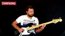 Fender Geddy Lee Jazz Bass Review