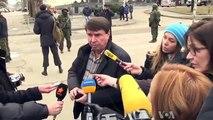 Russian Military Increased in Crimea - Ukraine Political Crisis Video News
