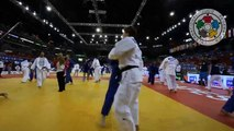 Tina TRSTENJAK (SLO) Route to Final Budapest Judo GP 15