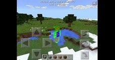 portal do nether gigante (sem mod )mcpe 0.12.1