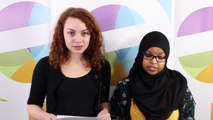 Goldsmiths Students' Union Elections 2014 - Kariima Ali and Stacey White