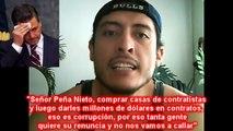 Jorge Ramos le dice CORRUPTO a Enrique Peña Nieto