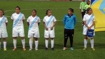 Futbol Femenino logra medalla de bronce en San Jose 2013