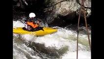 Kayak Extremo , white water , aguas bravas , extreme kayak