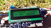 MPPT Solar Charge Controller #2 - Volts, Amps, Watts now Displayed