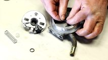 Duramax LLY CP3 Diesel Fuel Pressure Regulator Review - video