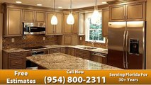 Registered Cabinet Refinishers Pembroke Pines, Fl