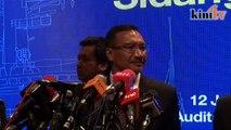 Menteri tiada maklumat kes curi roket anti-kereta perisai