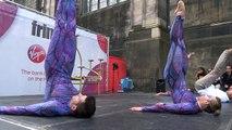 Sonics in Toren Festival Fringe Edinburgh Scotland