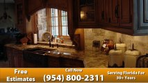 Registered Kitchen Countertops Pembroke Pines, Fl