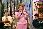 """WGGS-TV 16 Greenville, SC PTL Club Jim and Tammy Faye Bakker sings """"IN THE UPPER ROOM"""""""