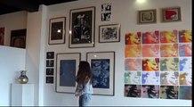 IB Visual Arts at St Julians 2014