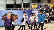 2011 Joint-U Mass Dance 大專聯校巡迴舞蹈匯演@PolyU OG