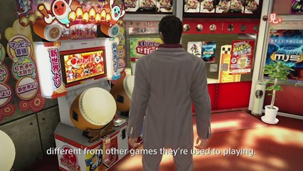 Yakuza 5 Developer Interview - Welcome to the World of Yakuza 5 (2/3) de Yakuza 5: Granter of Wishes