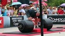 El hombre mas fuerte del mundo Brian Shaw 442,5kg / World Strongest Man Brian Shaw, 442,5kg