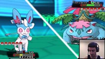"Pokemon Omega Ruby & Alpha Sapphire [ORAS] Live Wifi Battle #099 Vs Ghostly ""Hoopa-Confide!"""