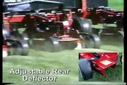 New finish mower by Agmate for MF GC2600 - video dailymotion