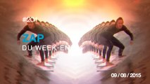 ZAP DU WEEK-END #201 : WaveForm / WalkCar, le mini segway japonais / Drone Vs Pêcheur /
