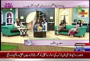 Is This Kind Of Topics Should Be Discussed On Morning Shows - MUST WATCH
