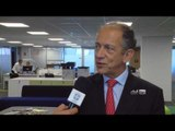 Walter Feldman, secretário-geral da CBF,  fala sobre a MP 671
