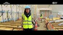 Saint-Gobain, partenaire de la rénovation énergétique au côté de l'équipe Atlantic challenge !
