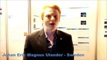 EUCYS 2014 Contestants - Sweden - Felix Bo Andreas Tellander & Johan Eric Magnus Ulander