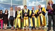 Cérémonie de remise des diplômes de l'UFR de Langues de l'Université d'Artois, Arras 12 mai 2012