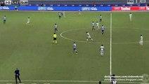 Paolo Dybala First Goal _ Juventus v. Lazio - Super Coppa Italia 08.08.20152