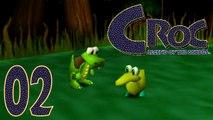 Lets Play - Croc. Legend of the Gobbos [02] Der Enten Wakeltanz