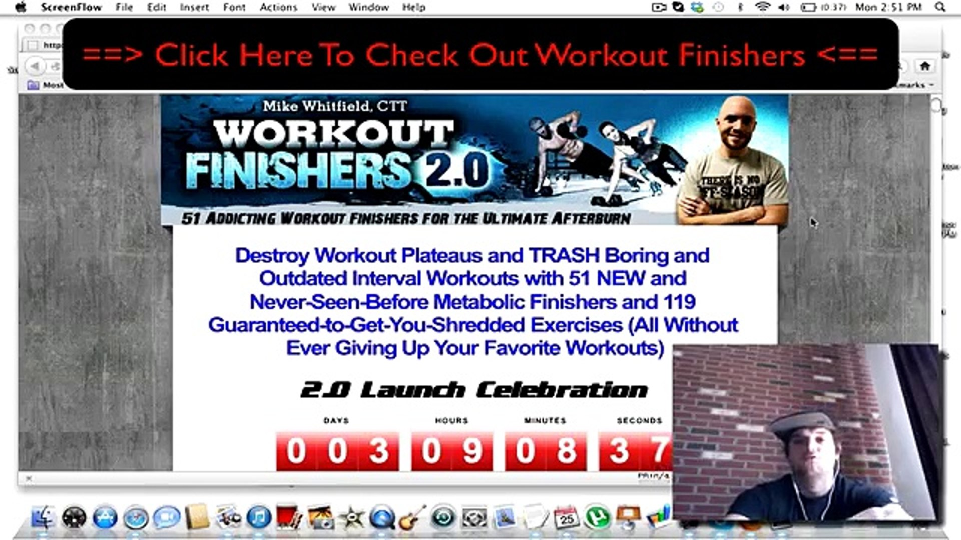 Workout Finishers 2.0 - A NO HOLDS BARRED REVIEW