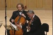 The American String Quartet - Ravel String Quartet in F Major - 1st Mvmt, Allegro Moderato
