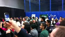 فعاليات الركن السعودي في جامعة Roger Williams University