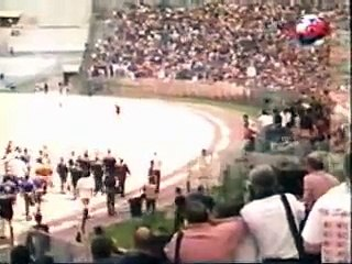 Presentazione di Batistuta - Olimpico 2000